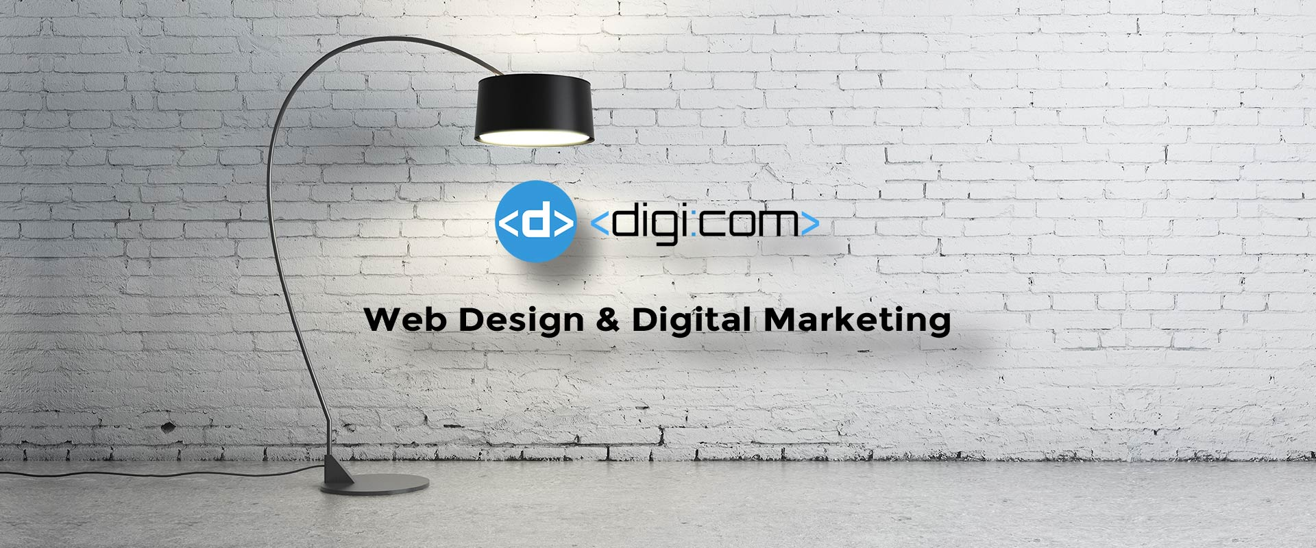 Digicom Marketing Homepage Feature